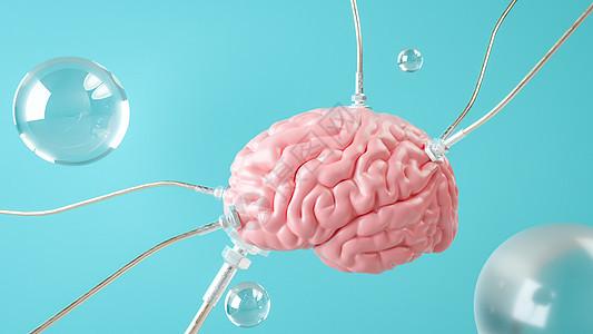 智慧大脑图片