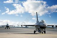 军事战机场景图片
