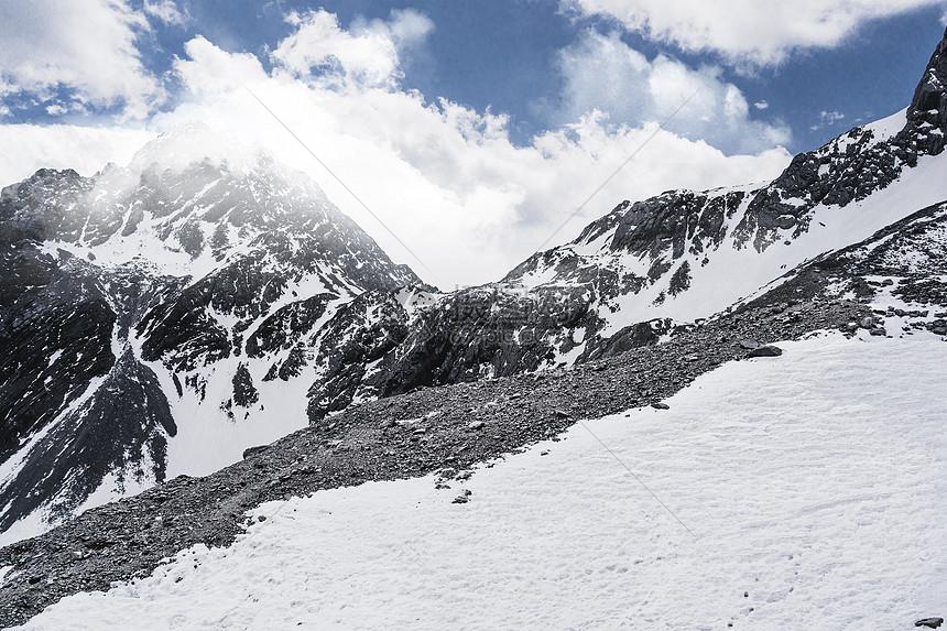 冬季冰雪图片