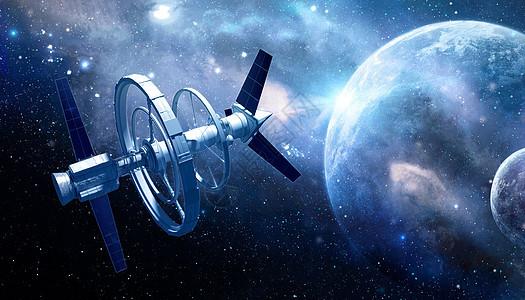 太空运行图片