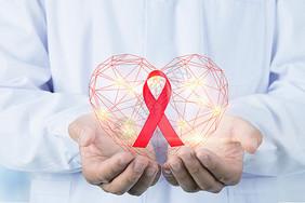 关爱艾滋病图片