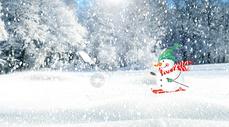 冬季场景图片
