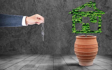 房产投资场景图片