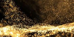 黑金粒子图片