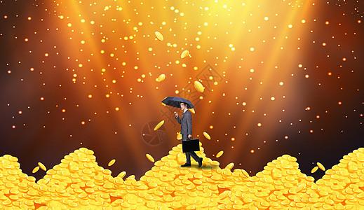 财富经济图片