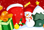 圣诞节日图图片