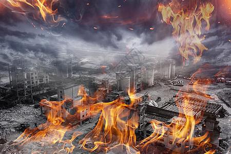 战争场景图片