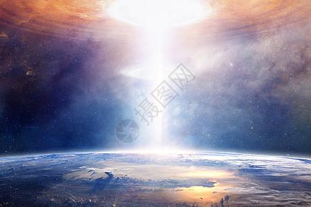 探索星球空间图片