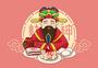 中国民间俗神·灶神图片