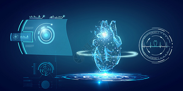 智能医疗科技图片