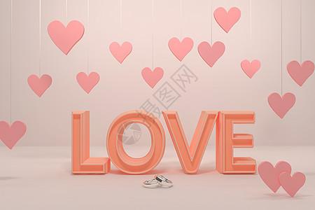 LOVE浪漫情人节图片