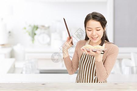 新年吃饺子图片