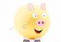 甜瓜小猪图片