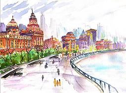 艺术都市图片