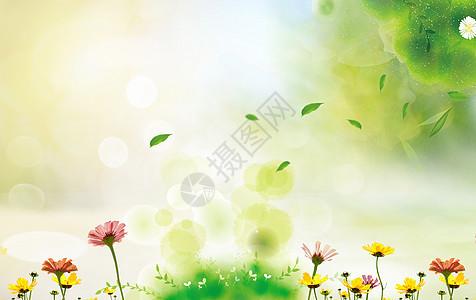 美丽春天图片