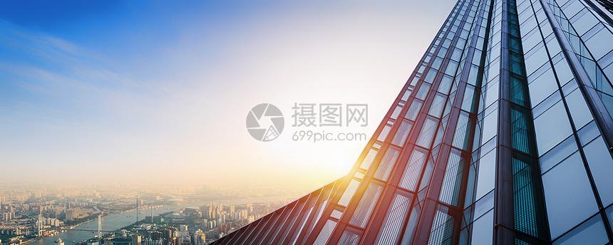 商业城市图片