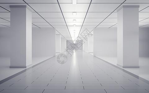 延伸空间通道图片