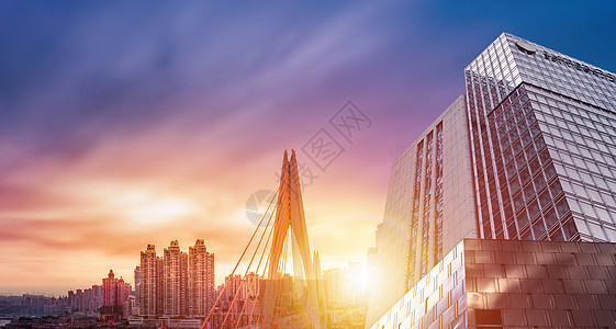 商务城市图片