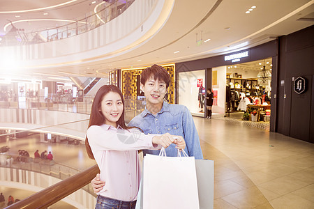 商场购物图片