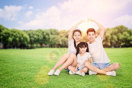 家庭游玩图片