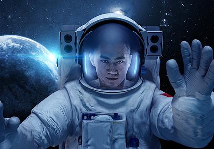 太空宇航员图片