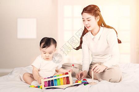 婴儿教育图片