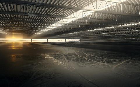 延伸工业空间图片
