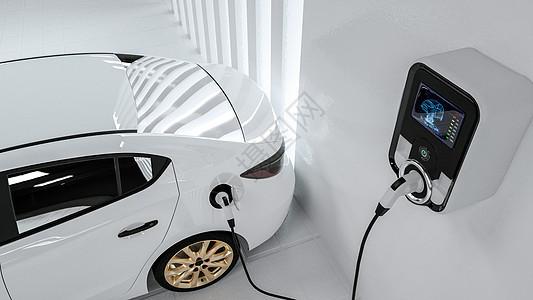 新能源充电桩图片