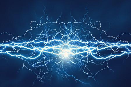 电流状质感背景图片