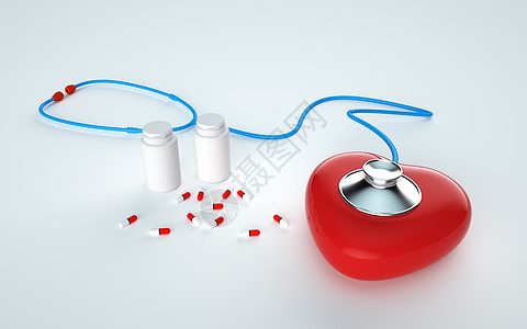 心脏治疗图片
