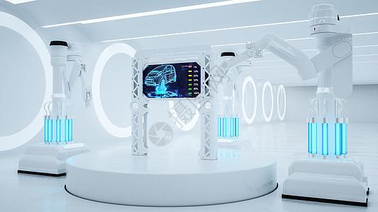 自动化智能场景图片