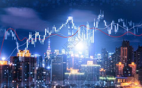 金融证券财经信息图片