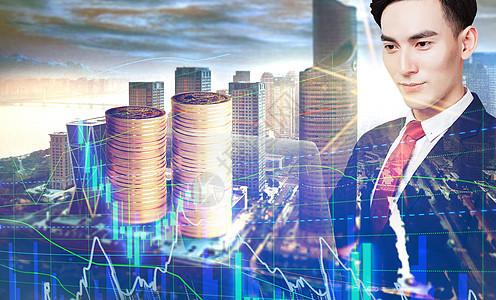 金融商业成功人士图片