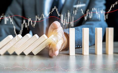 金融管理预防风险图片