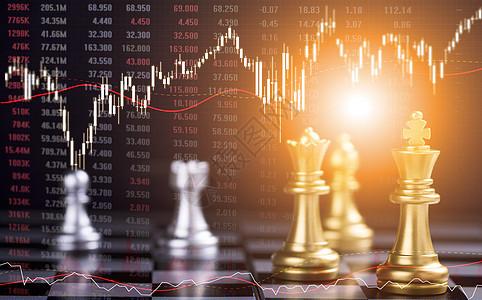 股市金融博弈图片
