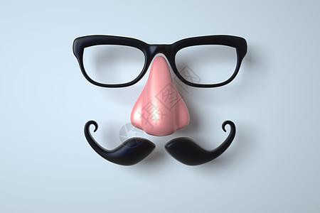 愚人节面具图片