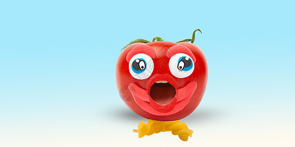 创意西红柿图片