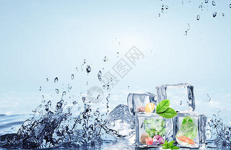 生鲜冷藏图片