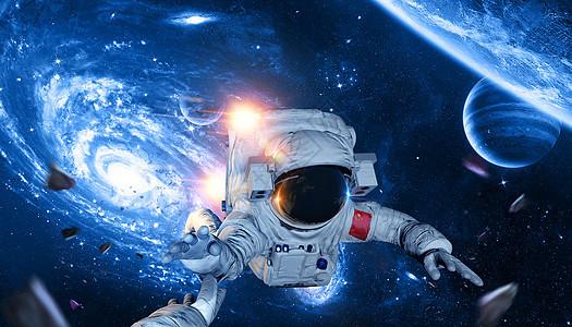 太空冒险图片