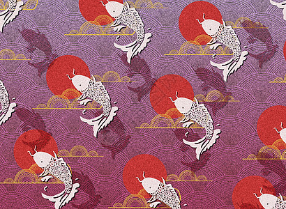 国风纹饰图片