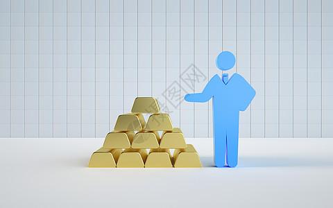 商务投资场景图片