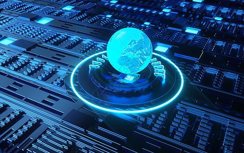 科技能量星球图片