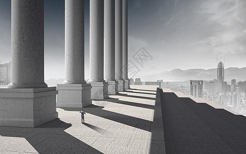 商务建筑空间图片
