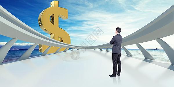 商业人士金融分析图片