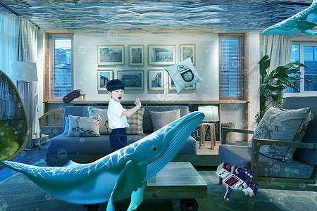 探险海底世界图片