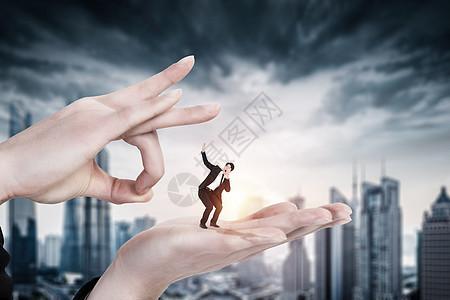 创意商务场景图片