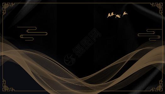 中国风线条图片