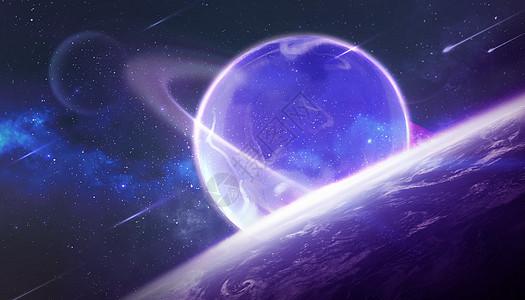 梦幻星球宇宙图片