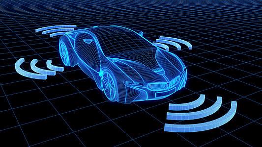 无人驾驶技术图片