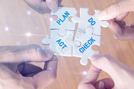 商务管理模式图片